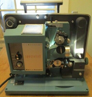 Bell & Howell Filmosound Specialist 540 16mm Film Sound Projector