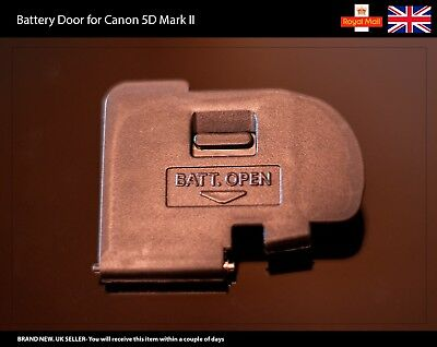 Replacement Battery Door for Canon EOS 5D Mark 2 Mark II Camera