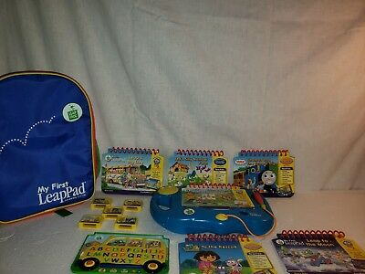 My First LeapPad® #20006 by Leap Frog With Books & Cartridges