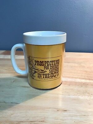 PG&E Pacific Gas and Electric Coffee Mug