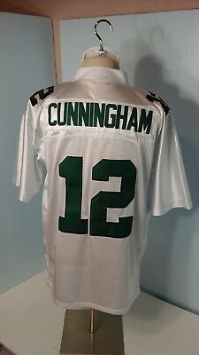 Randall Cunningham  12 Eagles Mitchell   Ness 1992 Throwback Jersey Sewen  Sz ... eecc6180b