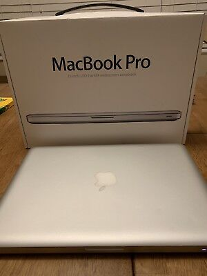 "Apple MacBook Pro A1278 13.3"" 2011 Core i5 2.40GHz 4GB RAM 500GB HDD - MD313LL/A"