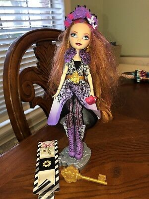 Ever After High Holly O'Hair Doll - Spring Unsprung