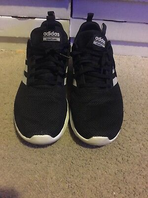 the best attitude 3bcb0 35381 New Adidas Lite Racer Cln Mens Shoes Active Sneakers Casual Runners Size 11  Shoe