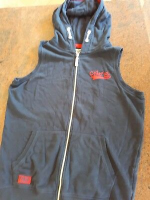NEXT brand Hooded Vest Boys size 16