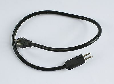 "Flash Cable Sync Power Cord (for ALPA?) 15-1/2"" Long"