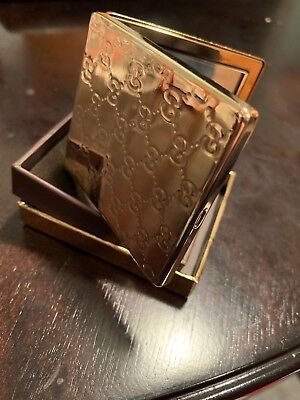Gucci Premiere - Double Mirrored Compact- Brand new