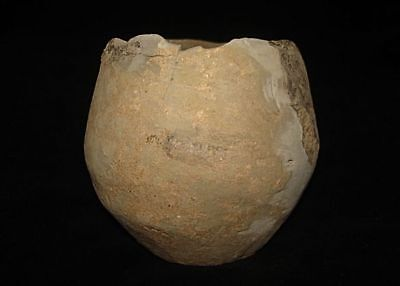 EBAY'S OLDEST JUG!  Jericho Israel Bible artifact ancient 4000BC