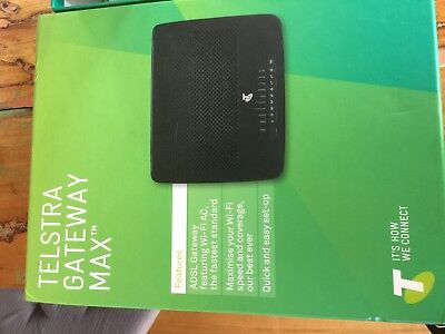 Telstra Gateway Max TG 799 Technicolor