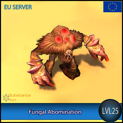 Fungal Abomination lvl25 Pet | All Europe Server | WoW Warcraft Tier Loot