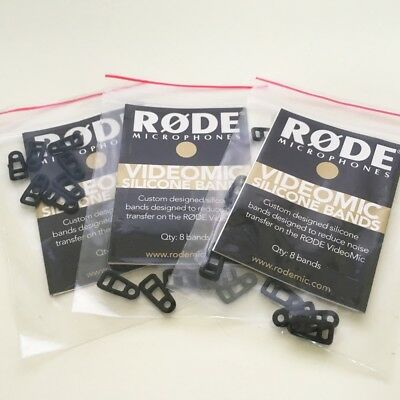 Rode VideoMic Spare Parts - Shock mount and spare silicone bands