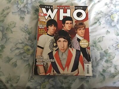 Uncut Ultimate Guide - The Who