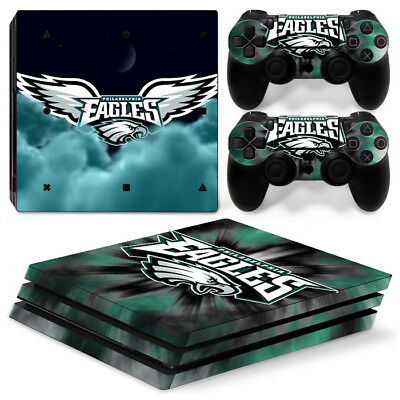 Xbox One S Slim Skin Carson Wentz Eagles Vinyl Skin Stickers Decals For Console Video Games & Consoles Faceplates, Decals & Stickers