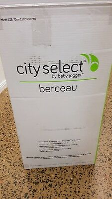 Baby Jogger bassinet kit for city select