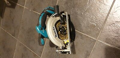 Used makita 18 v circular saw