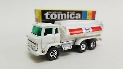 TOMICA 54 HINO Tank Lorry ESSO Truck 1:102