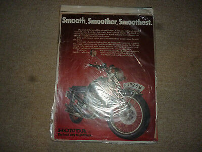 Honda CB500 & 550-4's technical & historical literature- now increased 13 items