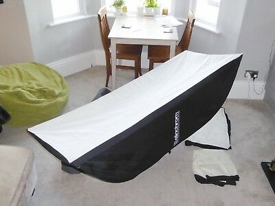 Elinchrom Recta Soft Box 72x175 with spare front diffusers