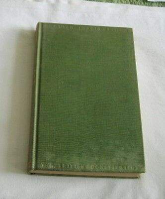 The British Constitutions by Sir Ivor Jennings, 1954 edition