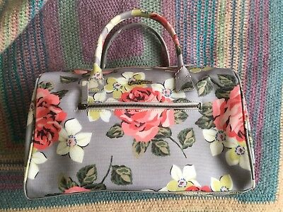 Cath Kidston Richmond Rose Large Bowler Bag NEW with TAGS Floral Flower