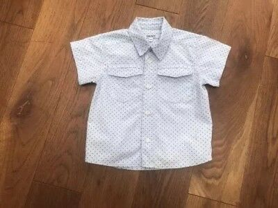 DKNY Baby Boys Designer Shirt 18 Months Excellent Condition