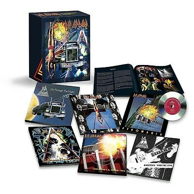 DEF LEPPARD - CD Collection - Volume One 7 CD - Boxset - NEW