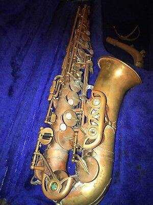 Antique Saxaphone