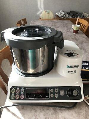 Kenwood Multi K-cook
