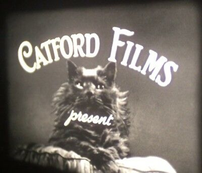 16mm Film Rare Catford Films The Crystal Palace Fire 1936 Short Silent Film
