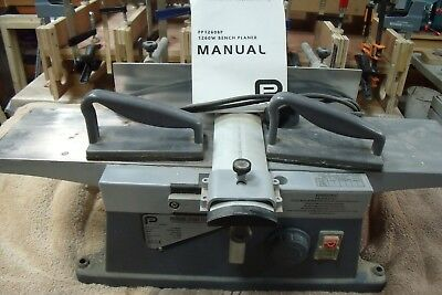 Bench Top Planer - Jointer 150mm