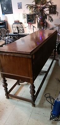 Antique Dining Room Sideboard  Buffet