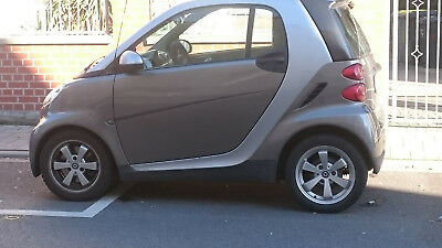 Smart 451 fortwo MhD