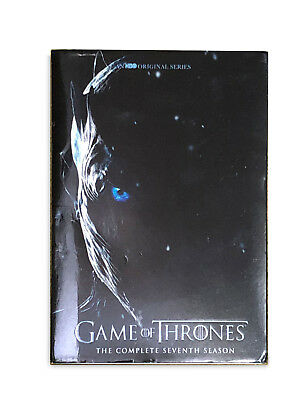Game of Thrones: The Complete Seventh (7th) Season DVD 5-Disc Set (DVD, 2017)