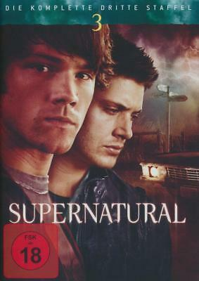 Supernatural - Staffel 3 - DVD NEU/OVP