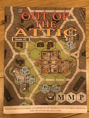Advanced Squad Leader: Out Of The Attic 2