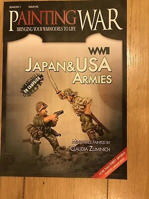 Painting War: Japan & USA Armies