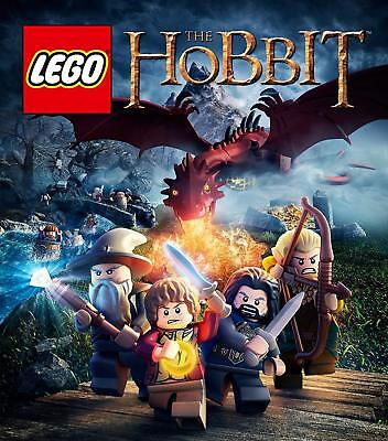 LEGO : The Hobbit PC Digital Download (STEAM - INSTANT EMAIL DELIVERY)