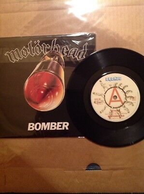 "MOTÖRHEAD 7"" (A Label ) BOMBER Org 1.Press Bronze 1979"