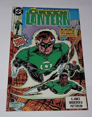 GREEN LANTERN #1 DC Comics June 1990