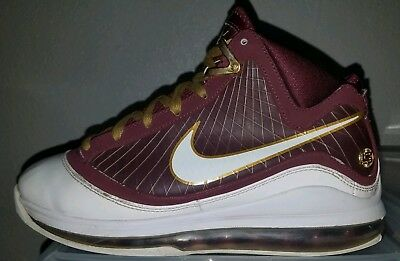 buy popular f4168 c23a8 Extremely Rare Men z Size 7 Nike Lebron VII 7 CTK Christ the King 375664