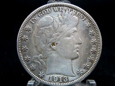 "1913 ""P"" Barber Half Dollar 50c #1 KEY DATE East Coast Coin & Collectables, Inc."