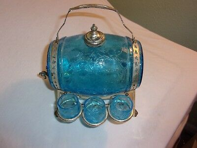 Antique Whiskey Decanter