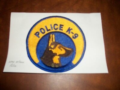 New Orleans Louisiana K-9 Police Patch New