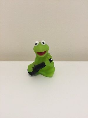 Kermit The Frog Figurine The Muppets Sesame Street Rare Collectible Jim Henson