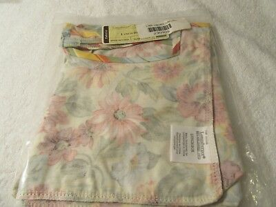 Longaberger Lunch BOX Liner NEW in Package Sunflower 230309