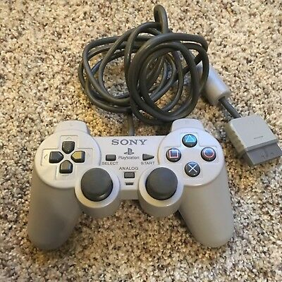 Playstation Dualshock Controller PS1 SCPH 1200