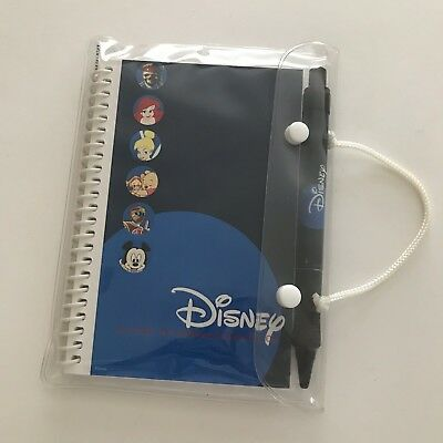 DISNEY Mickey Mouse Pen and Spiral Notepad Set