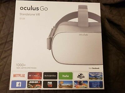 Oculus Go 32GB VR Headset (Factory Headset) Includes Charger and Battery