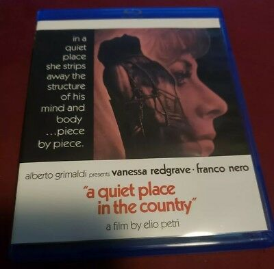 A Quiet Place In The Country [Blu-ray]