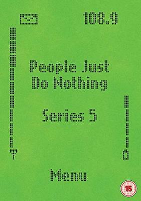 People Just Do Nothing: Series Five BBC  New (DVD  2019)